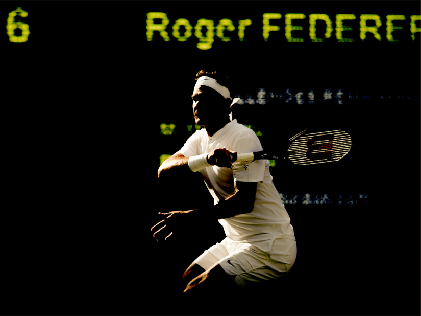 DAY 9: Lettera a Roger Federer: il Maestro