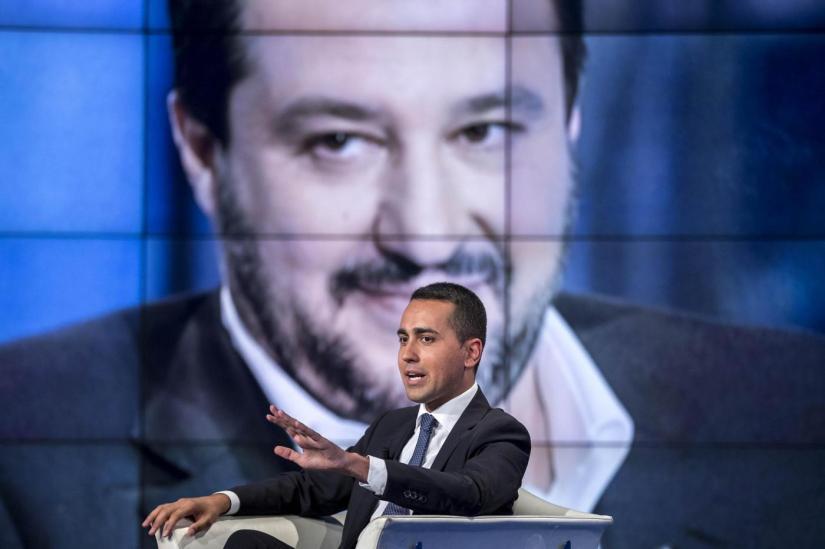 La Ruspa Premier, la Speranza Di Maio e l'assenza dellaSinistra